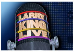 Larry King Logo