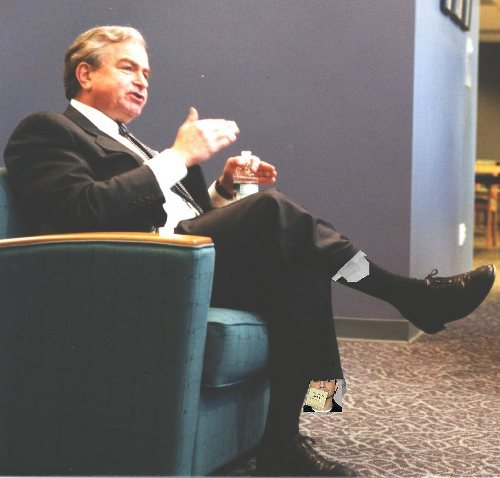 What did Sandy Berger really have in his pants?