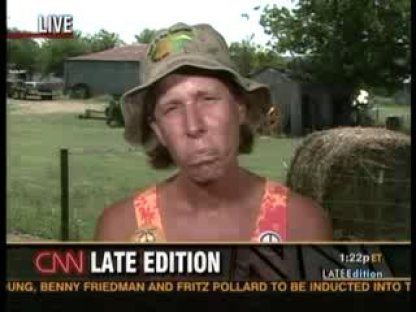 Cindy Sheehan, Moonbat Media Whore