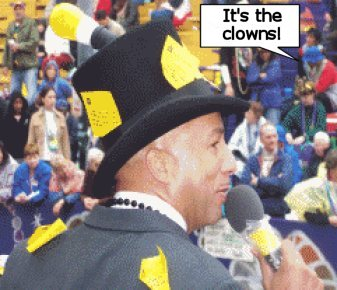 Ray Nagin, Head Clown