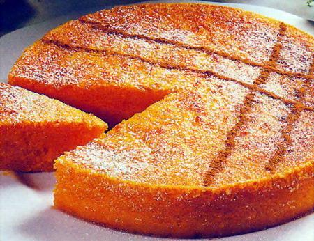 Carotte Cake Suisse