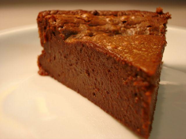 Trish Deseine Chocolate Mousse Cake