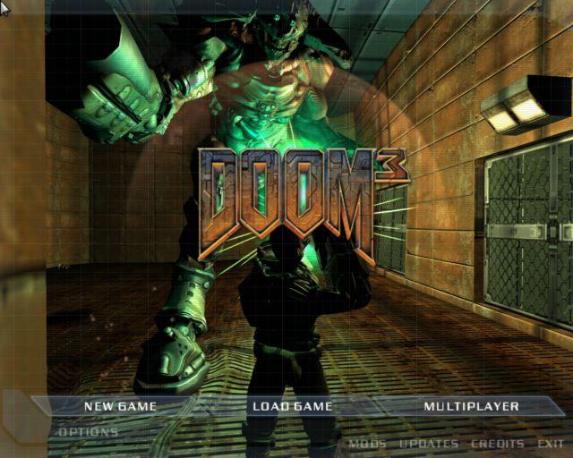 V1r]7[u4L Personal Blog: DooM II in DooM³ ( Engine ) Mod Updates