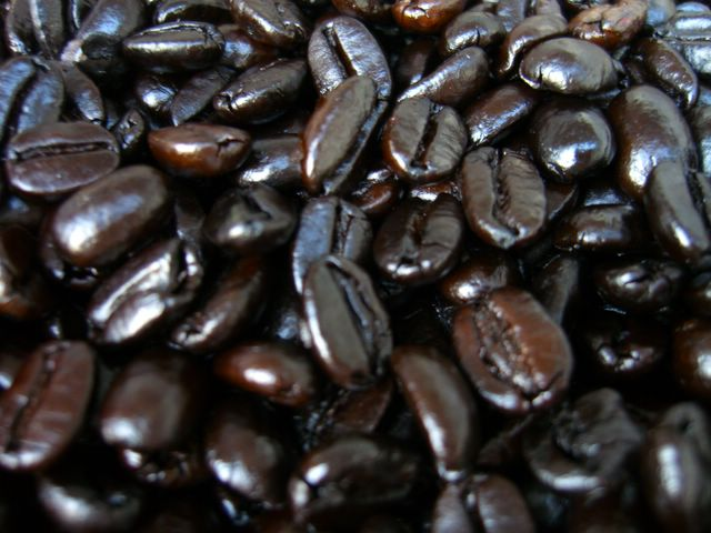 Home Roasted Kona Coffee - Baking Bites