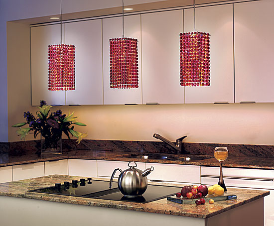 Retro Kitchen Lighting