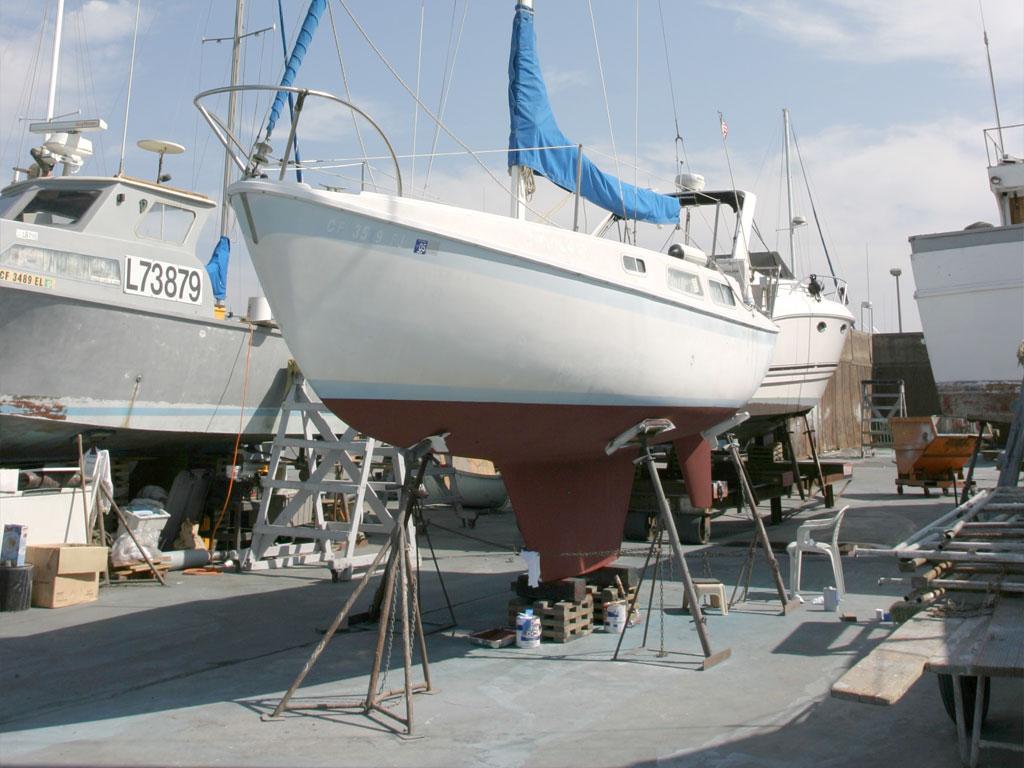 Cal 25 Sailboat Blog