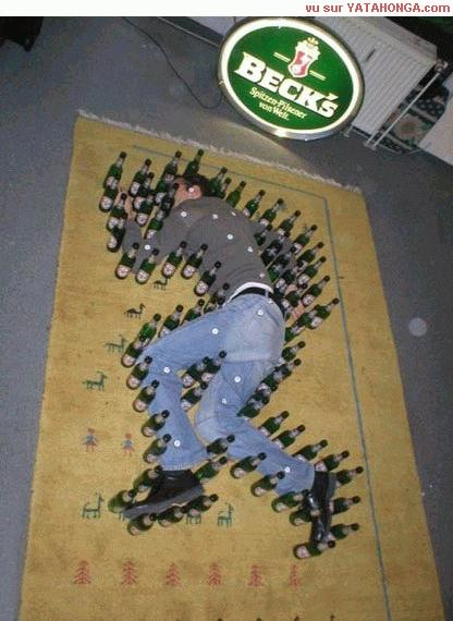 Talkin' 'Bout Stuff: Don't fall asleep while drunk