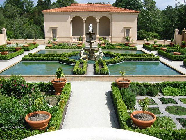 Landscaping Ideas New Zealan Garden Photos Italian Renaissance
