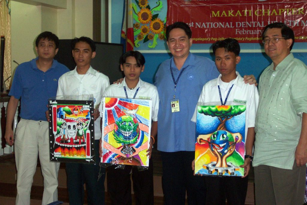 MDS Poster Making Contest 2005