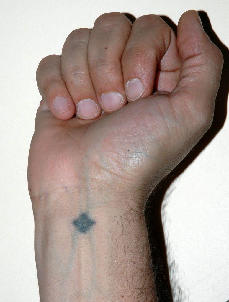 Coptic Orthodox Tattoo