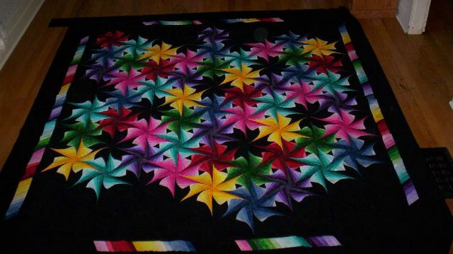 Sunshine Quilts Bonnie Browning S New Borders Amp Finishing