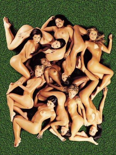 Nude Brazilian Soccer 52