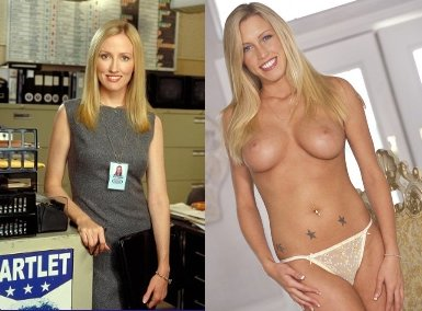 West wing stars nude opinion you