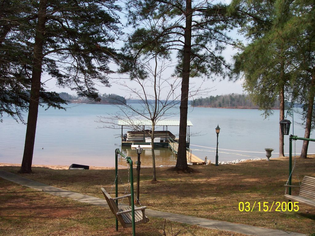 Lake House For Sale With The Best Lot On The Lake Click
