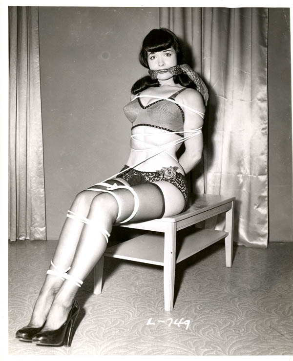 Betty Page Photos: Who's Your Favorite Porn Star?