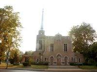 Rome of the West: Photos of Holy Innocents Church
