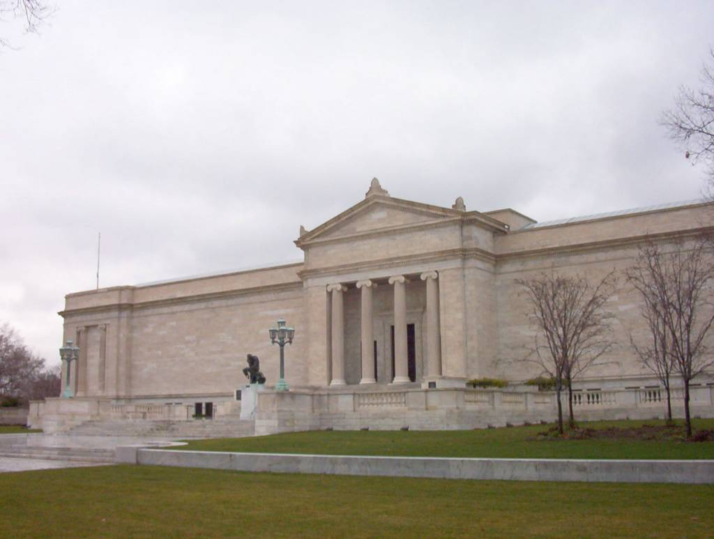 Cleveland Museum Of Art: Hit The Road Travel Blog: Cleveland Museum Of Art