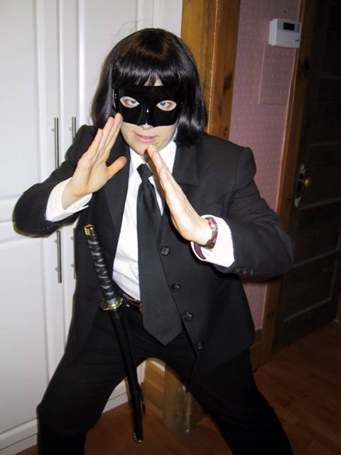 Ghostface Killah Fencing Mask