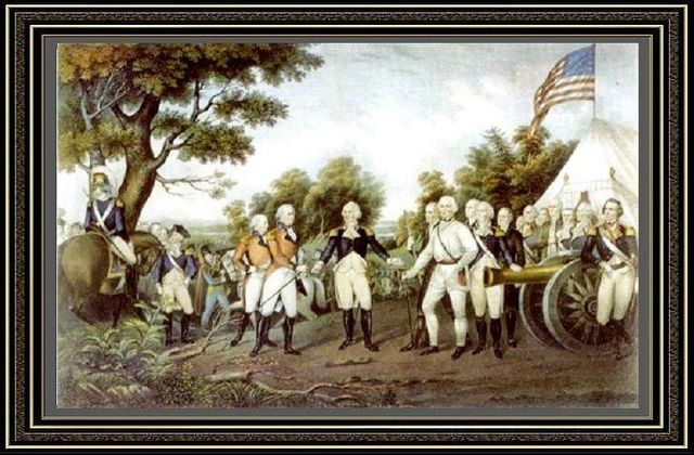 Image result for The 200th Anniversary of the Battle of Saratoga
