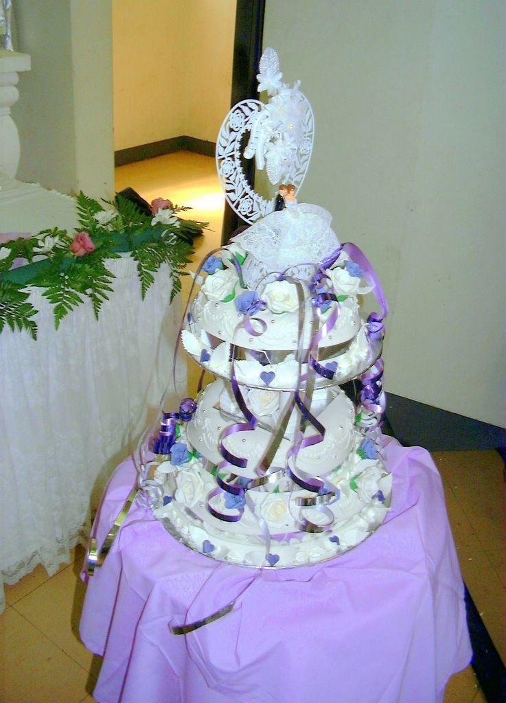 Wedding Cakes Phoenix Durban