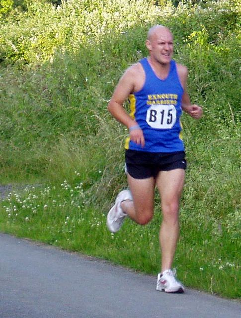 Exmouth Harriers Aac July 2005