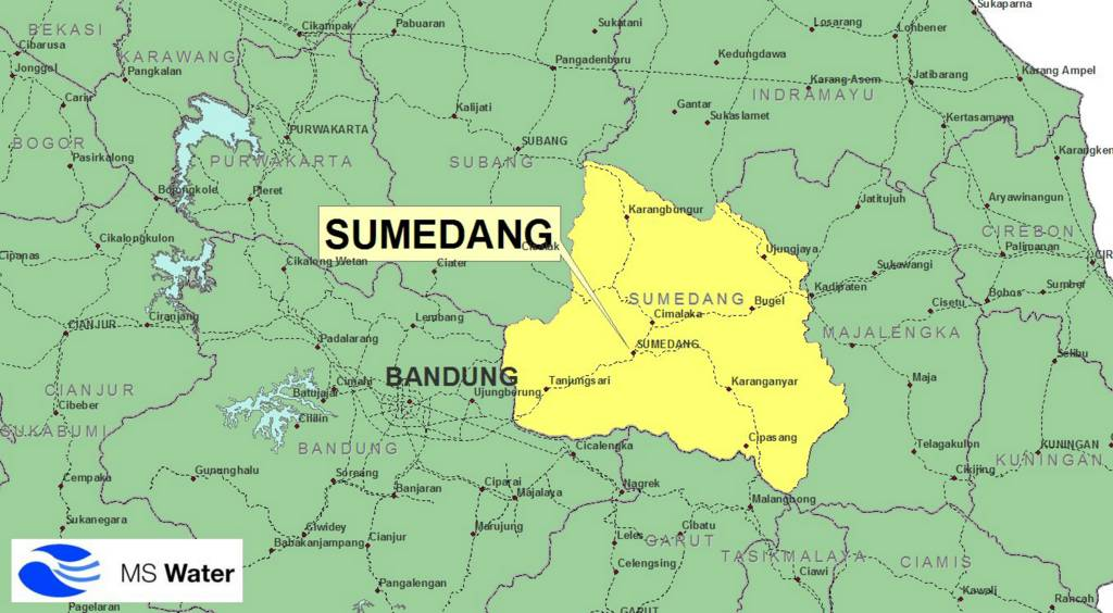 Water Information & News - Indonesia: Sungai Cipelang ...
