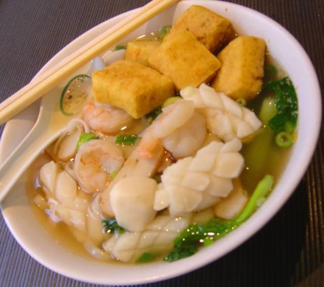 Chinatown Food Happy Hour