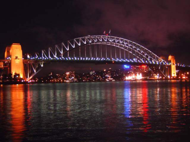 Intercontinental Sydney Harbour Bridge Room