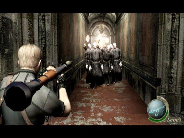 Videogame Pundit Review Resident Evil 4 Gc Vs Resident Evil 4