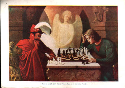 Uncle Tom's Blog Cabin: Chess with Satan