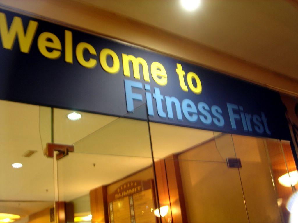 Fitness first summit