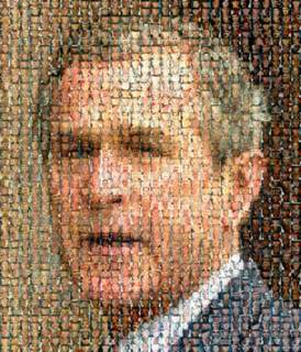 Americans who have died in Iraq since the war president entered office