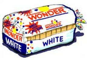 Pratie Place Wonder Bread