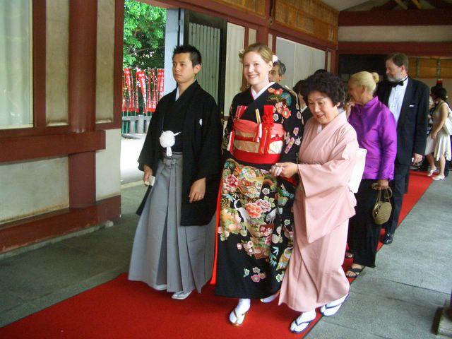 Traditional Japanese Wedding.Japan A Japanese Wedding