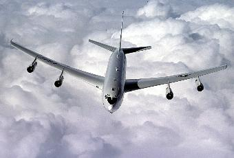 E-8C Joint Surveillance Target Attack Radar System from the 93rd Air Control