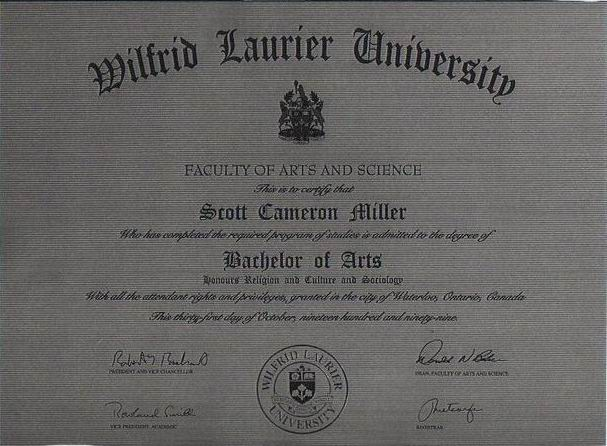 Scott Miller S Resume