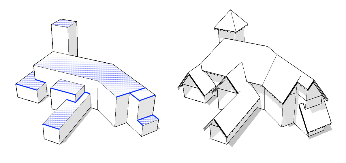 Retired Sketchup Blog Instant Roof Instant Productivity