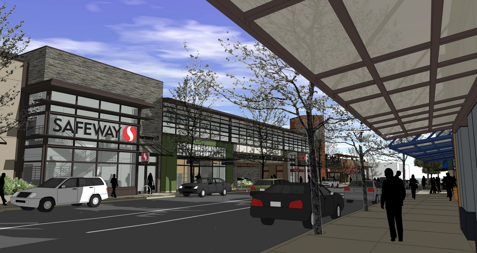case study safeway Case study: safeway #3250 located on king street in alexandria, virginia this project included the demolition of an existing store and associated site work in its place, ccg constructed a new 62,000 sf lifestyle safeway and a 3,000 sf retail building.