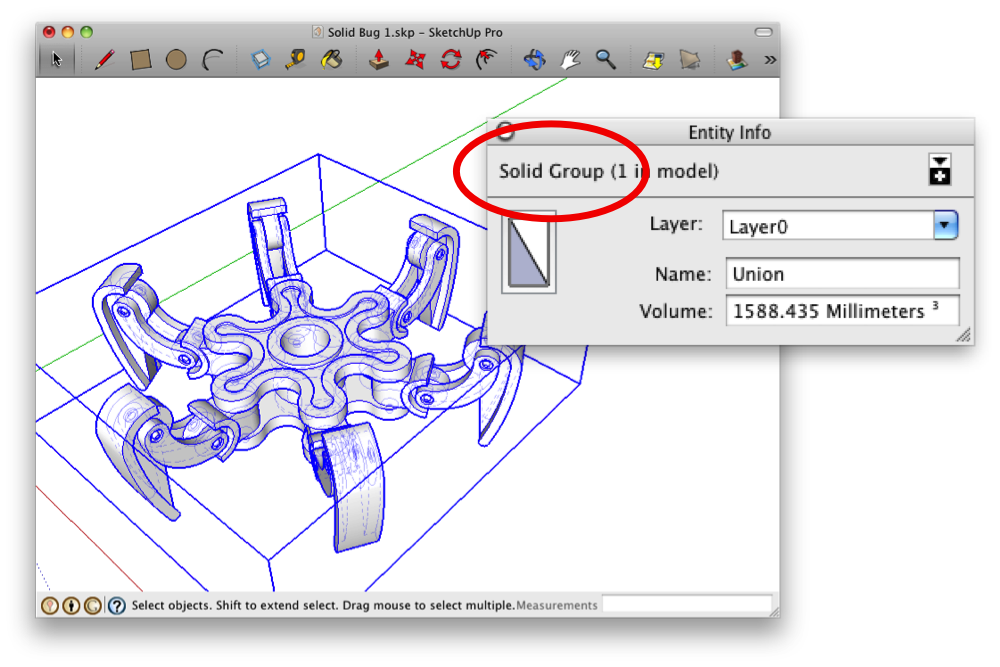 Personal Fabrication With Sketchup A Primer Sketchup Blog