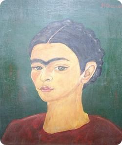 Frida Kahlo by ...