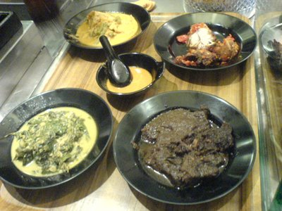 Warong M. Nasir, food
