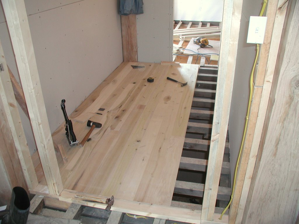Building a timberframe home from scratch cheap hardwood for Cheap carpet flooring