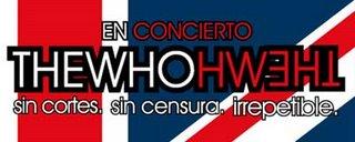The Who en México 2007 ya a la venta