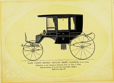 Ham's Patent Carriage