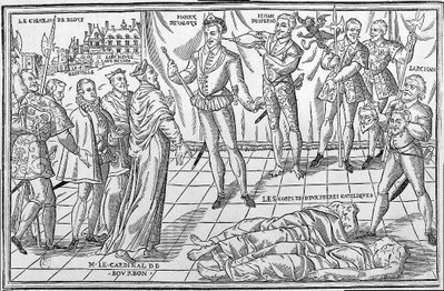 Conseil diabolique and beheaded catholic brothers