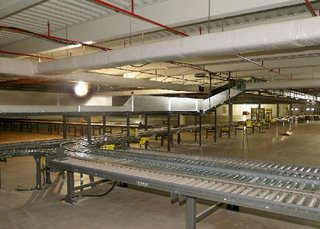 Allied Electronics New Facility: Inside Warehouse
