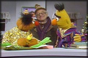 A Sesame Street Christmas Carol.Me On The East Coast The Boy And I Watched A Sesame Street