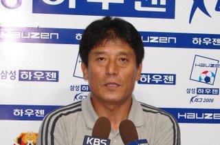 Beijing-bound Lee Jang-soo