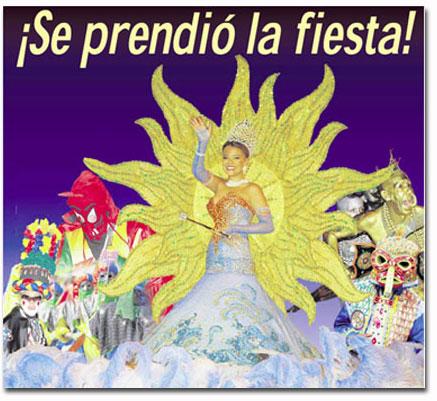 Gritos Y Palabras Se Prendió El Carnaval De Barranquilla