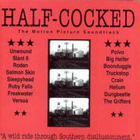 Half-Cocked soundtrack cover